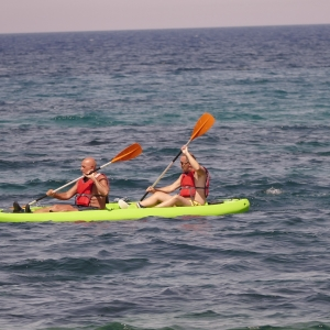 Self Catering Sulla Scogliera A 85 Metri Dalla Spiaggia